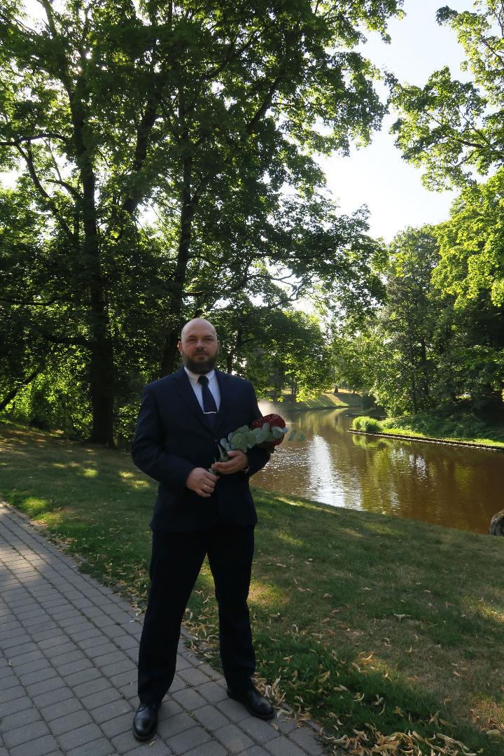 Ģenerālprokurors Juris Stukāns 2021.gada 26.jūlijā pieņem jauna prokurora zvērestu -